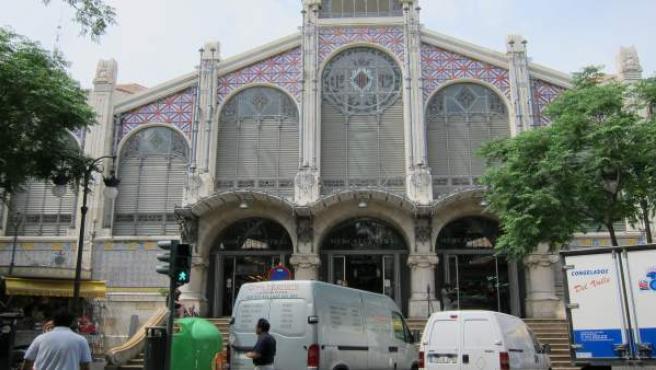 Imagen Del Mercado Central De Valencia