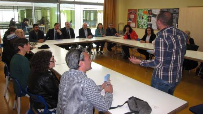 Alberto Rodríguez explica la iniciativa 'CulturÁfrica'