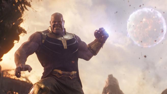 'Vengadores: Infinity War': Descubre si Thanos te ha matado o no