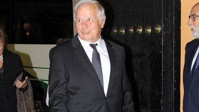 Manuel Benítez 'El Cordobés', en una imagen de archivo.
