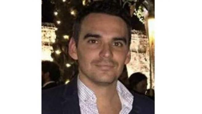 Pablo Escribano, desaparecido en Madrid.