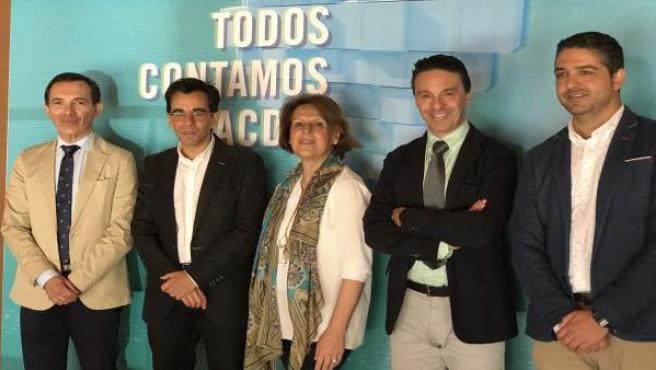 Encuentro de 'Andalucía Compromiso Digital'.