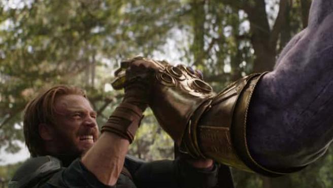 Este es el récord que se le podría escapar a 'Infinity War'
