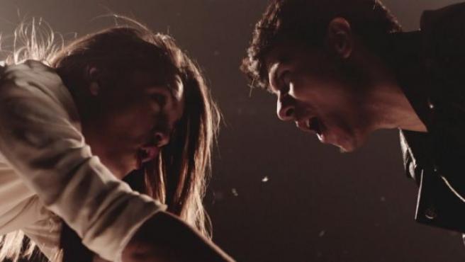 Imagen del videoclip de 'Tu canción', el tema que representará a España en Eurovisión 2018.