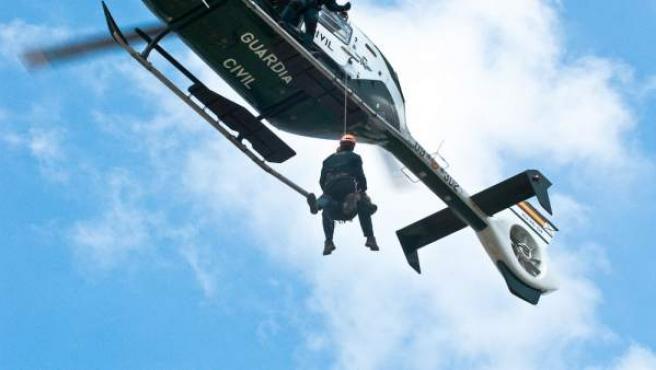 Rescate de la Guardia Civil