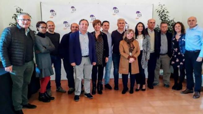 Nuevo Comité Local de El PI en Porreres
