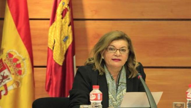 La directora general de Radio Televisión Castilla-La Mancha, Carmen Amores