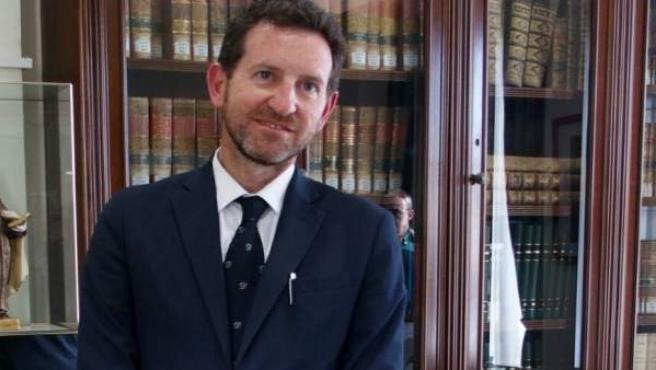 El letrado Damián Vázquez elegido Defensor del Colegio de Málaga