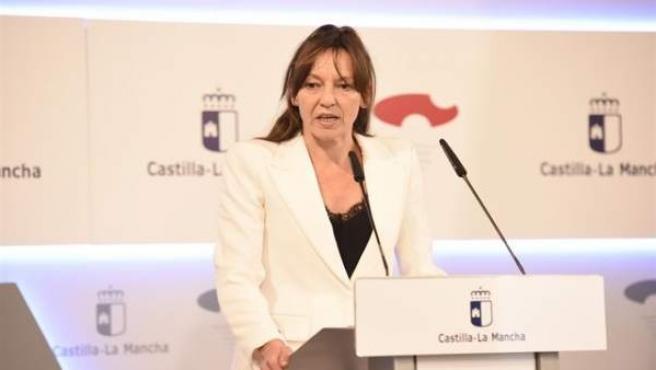 Inmaculada Herranz, consejera para la Coordinación del Plan Garantías Ciudadanas