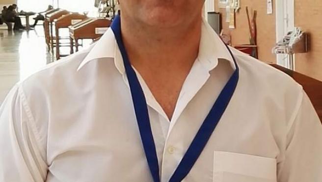 El profesor Camilo Rodríguez
