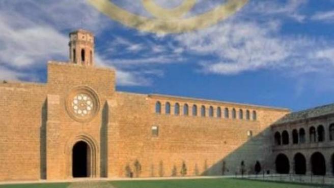 Monasterio de Rueda.