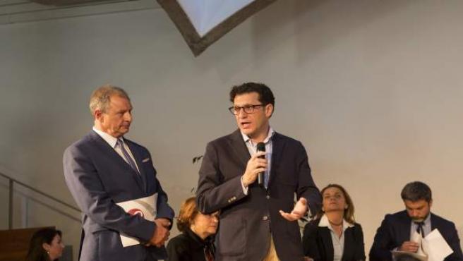 El presidente del TSJ, Miguel Pasqual del Riquelme