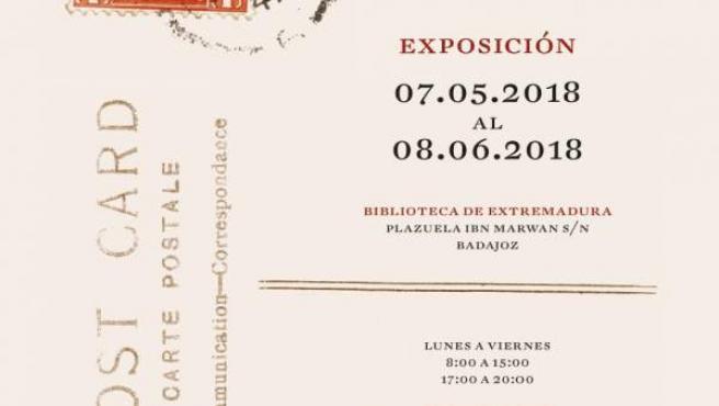 Cartel de la exposición Arturo Barea