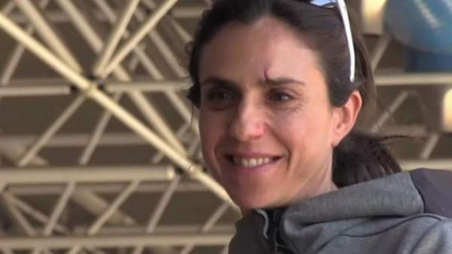 La atleta olímpica Nuria Fernández ha sido una de las primeras madres deportistas en derribar el mito y ha formado una familia numerosa.