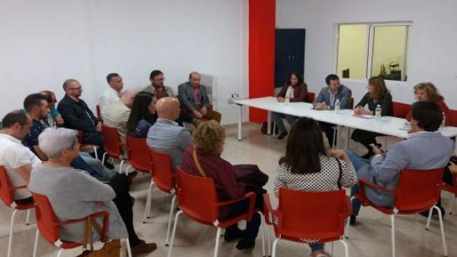 PSOE de Jaén valora el Plan de Modernización del Complejo Hospitalario
