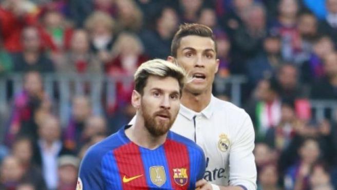 El clásico: Barcelona - Real Madrid.