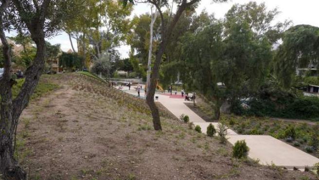 Distrito este parque