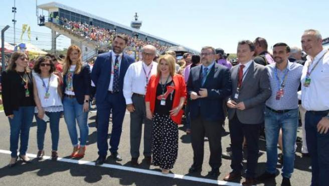 La Junta destaca la 'histórica edición' del GP de Jerez