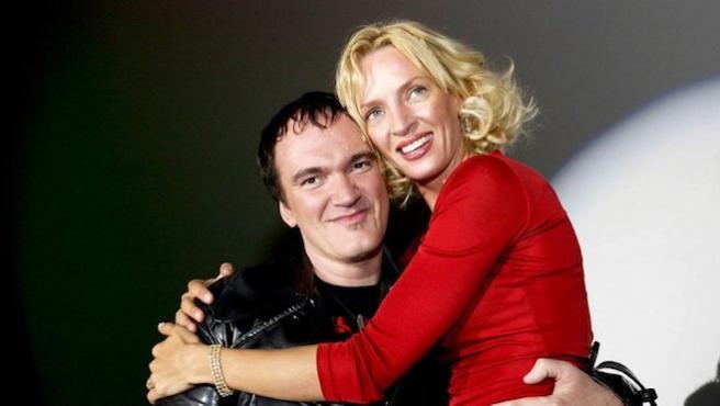 """Uma Thurman: """"Volveré a trabajar con Tarantino si me escribe un gran papel"""""""