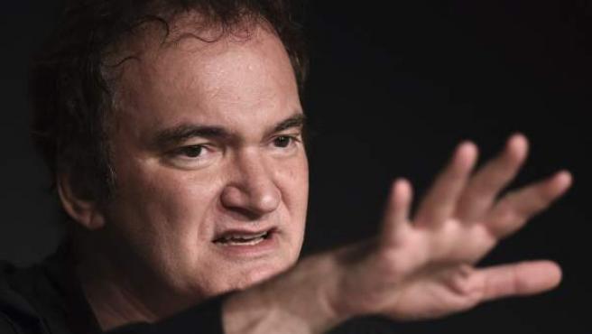El director estadounidense Quentin Tarantino en la 67 edición del Festival de Cannes.