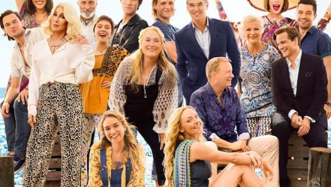 Tráiler final de 'Mamma Mia! Una y otra vez': Meryl Streep vuelve a desmelenarse a ritmo de ABBA