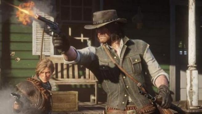 Avance de Red Dead Redemption 2.
