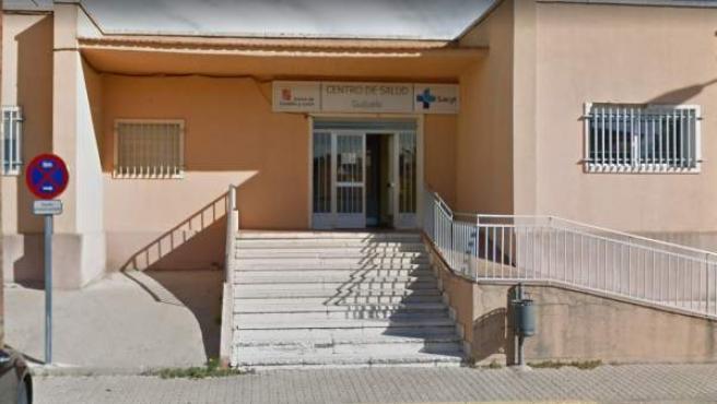 El Centro de Salud de Guijuelo, Salamanca, en una imagen de archivo.