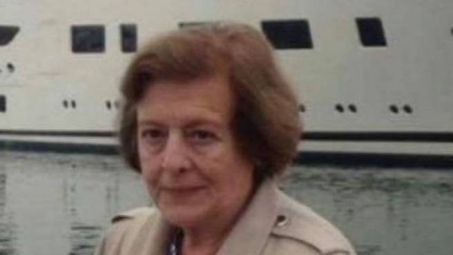 María del Carmen Arroyo, desaparecida en Chamberí.