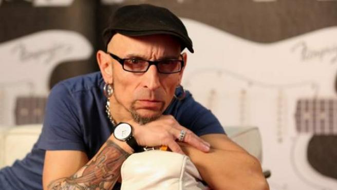 Entrevista con el cantante Fito, de Fito&Fitipaldis.