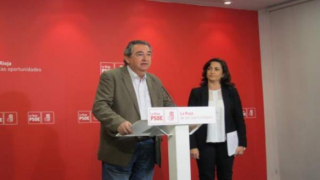 Toni Ferrer Y Concha Andreu