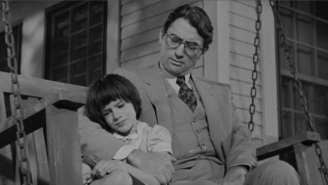 Una imagen de la película 'Matar a un ruiseñor'.