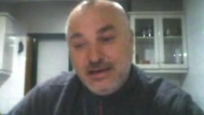 Luciano Méndez Naya, profesor de la Universidad de Santiago de Compostela.