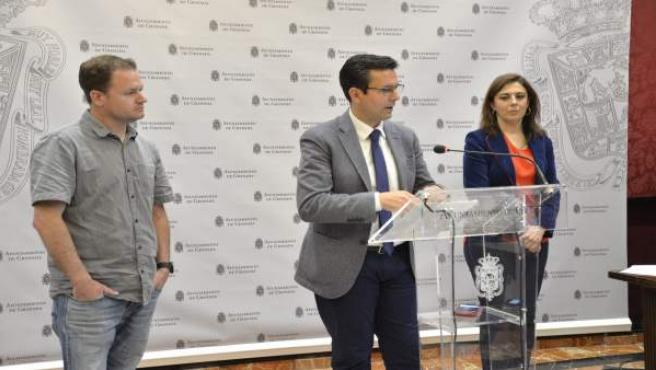 Presentación de la serie que se rodará en Granada