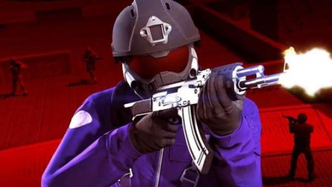 """Trap Door es el modo de juego tipo """"battle royale"""" que incorpora 'GTA Online'."""