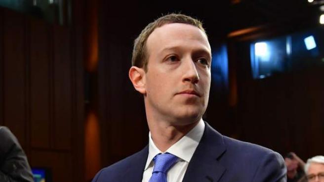 Zuckerberg, ante la cámara baja de EE UU.