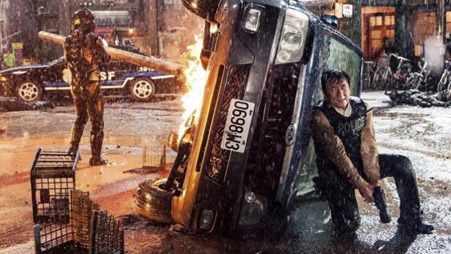 Tráiler de 'Bleeding Steel': Jackie Chan contra los cyborgs de Hong Kong
