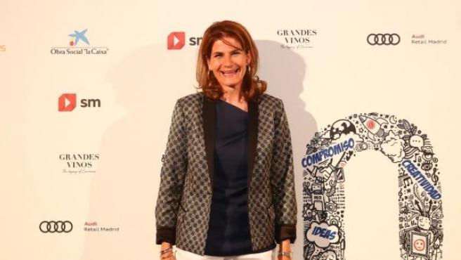 Fuencisla Clemares, directora general de Google España y Portugal.