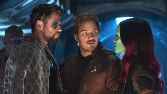 'Vengadores: Infinity War': Chris Pratt responde a los haters de Star-Lord