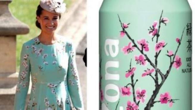 Memes sobre Pippa Middleton y su vestido en la boda de Meghan y Harry.
