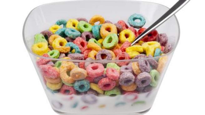 Cereales de desayuno.