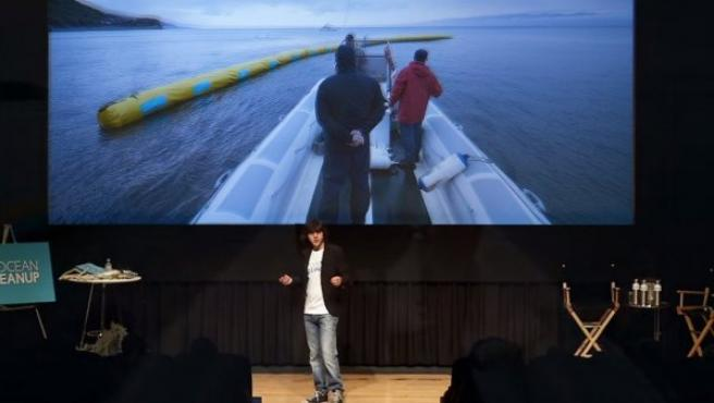 Boyan Slat, la joven esperanza de los océanos