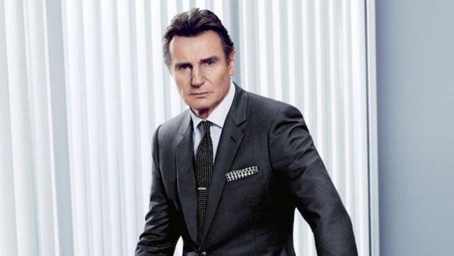 Liam Neeson estará en el spin-off de 'Men in Black'
