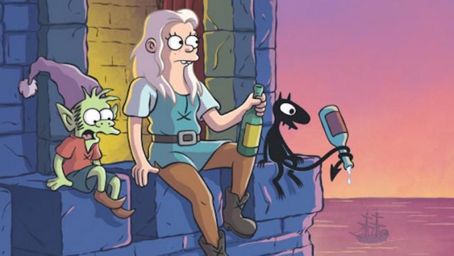 '(Des)encanto', la nueva serie de Matt Groening, ya está aquí