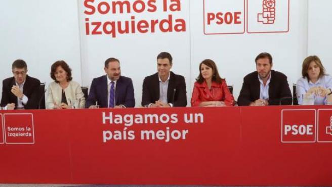 Comité del PSOE.