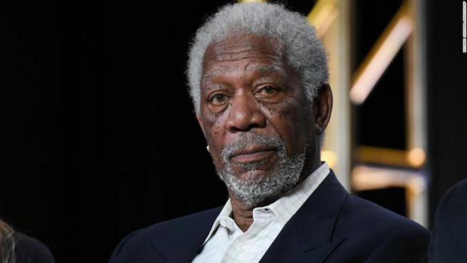"""Ocho mujeres acusan a Morgan Freeman de """"acoso"""" y """"comportamiento inadecuado"""""""