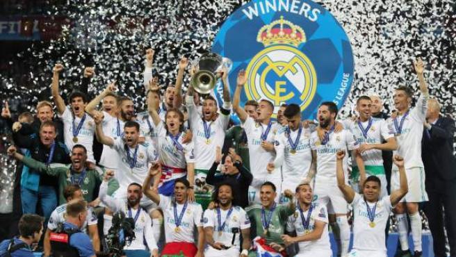 Un Real Madrid De Leyenda Gana Su Champions Número 13 Y La Tercera Seguida Con Exhibición De Bale