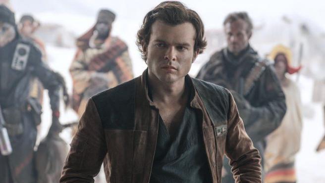 ¿Está siendo 'Han Solo' el primer fracaso de 'Star Wars'?