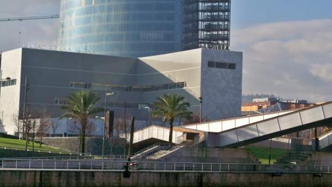 Nuevo edificio de la UPV/EHU (Foto archivo)