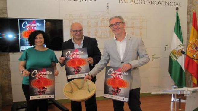 Presentación de Ceramiba 2018.