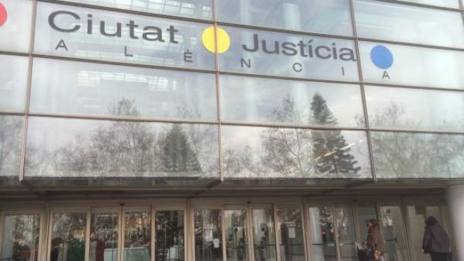 Ciudad de la Justicia de València.c
